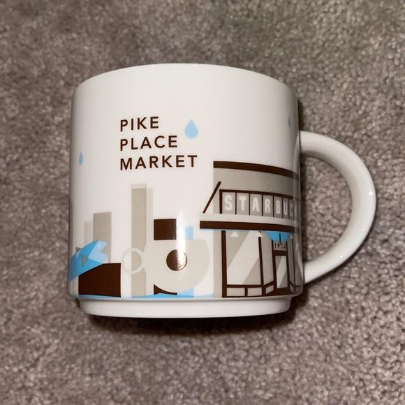 Starbucks Seattle Pike Place Market mug